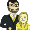 caricature-dave-d-family