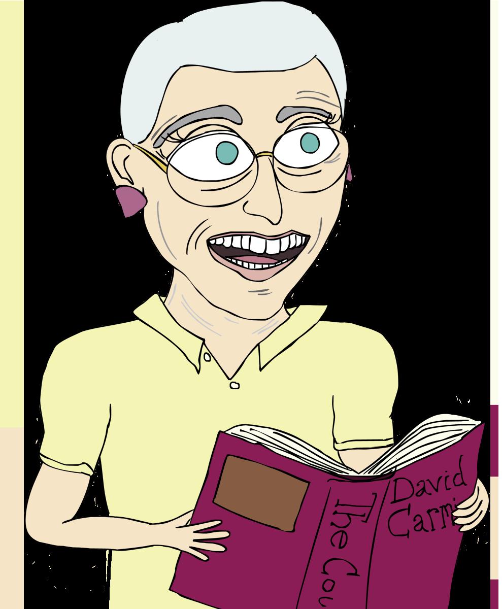 caricature-judy-s