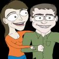 caricature-marta-j-family
