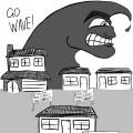 early-bird-green-wave-cartoon